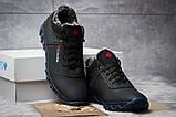 Зимние мужские ботинки 30694, Columbia Track II, черные, [ 40 45 ] р. 40-26,6см., фото 3