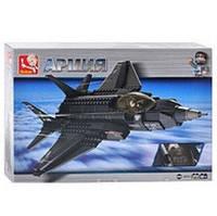 Конструктор 0510 Армия Истребитель (252 детали)
