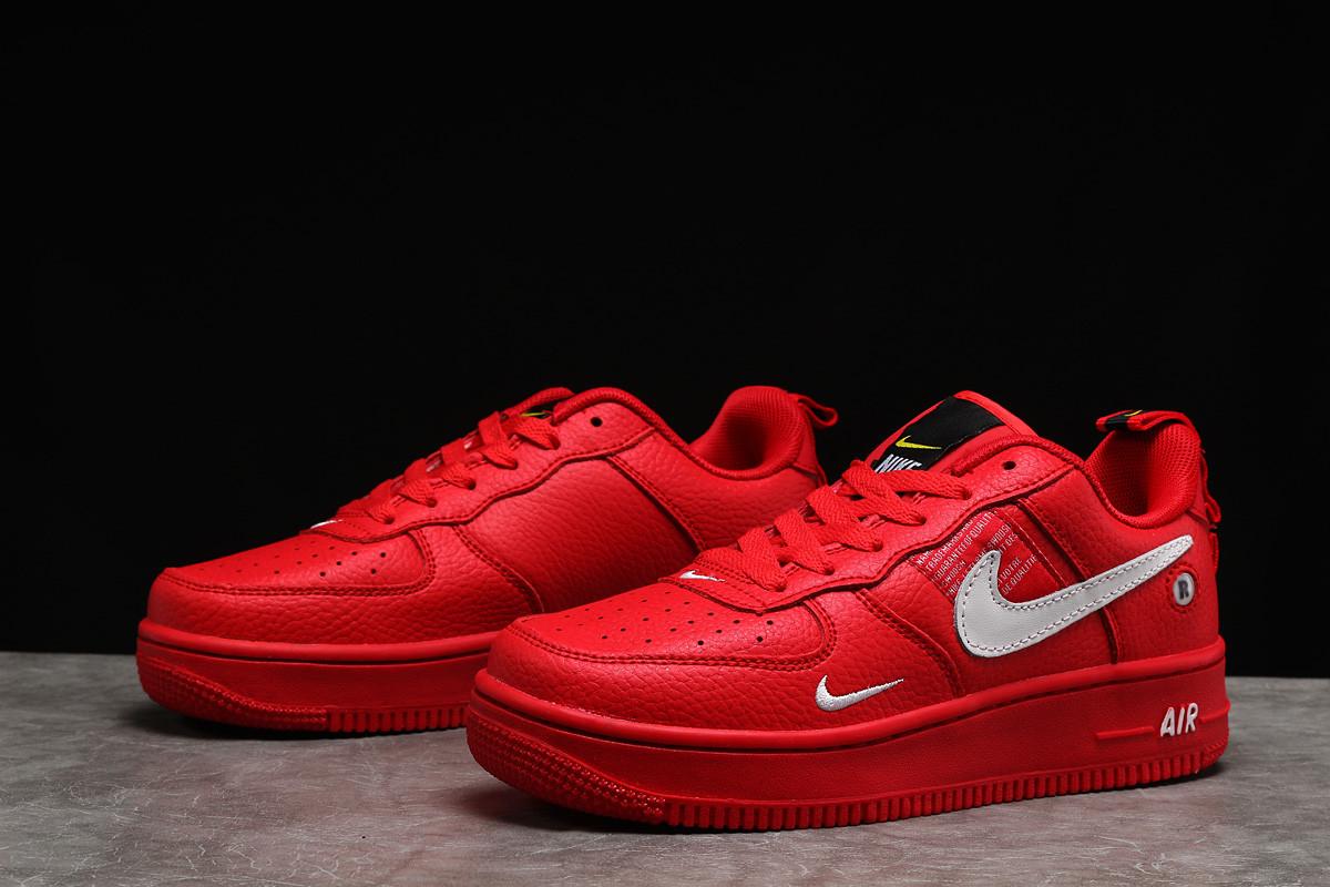 Кроссовки женские 17921, Nike Air, красные, [ 37 38 39 40 41 ] р. 36-23,0см.