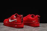 Кроссовки женские 17921, Nike Air, красные, [ 37 38 39 40 41 ] р. 36-23,0см., фото 2