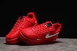 Кроссовки женские 17921, Nike Air, красные, [ 37 38 39 40 41 ] р. 36-23,0см., фото 4