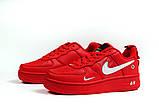 Кроссовки женские 17921, Nike Air, красные, [ 37 38 39 40 41 ] р. 36-23,0см., фото 7