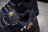 Зимние мужские кроссовки 31251, Adidas 465, темно-синие, [ нет в наличии ] р. 41-26,3см., фото 6