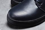 Зимние мужские ботинки 31521, Tommy Hilfiger Denim (мех), темно-синие, [ 40 41 44 ] р. 40-26,5см., фото 4