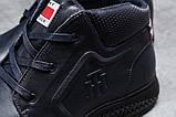 Зимние мужские ботинки 31521, Tommy Hilfiger Denim (мех), темно-синие, [ 40 41 44 ] р. 40-26,5см., фото 5