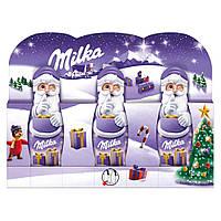 Шоколадные фигурки Milka Santa 3s 45 g