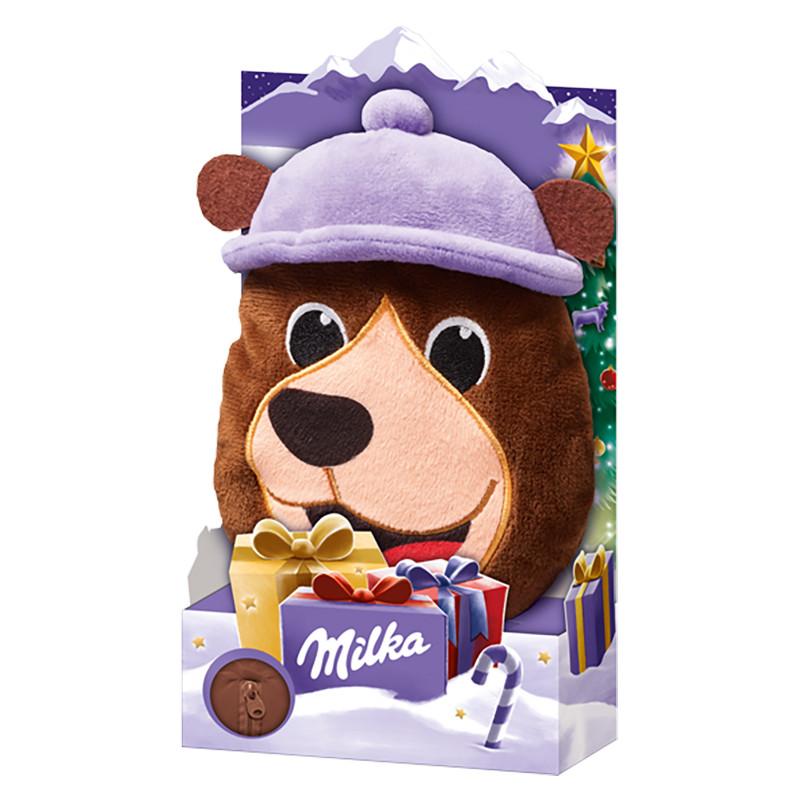 Подарунковий набір Milka Ведмідь 98 g