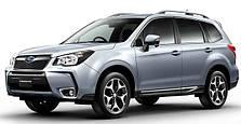 Защита двигателя на Subaru Forester (с 2018 --)