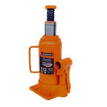Домкрат гідравлічний пляшковий 5т СИЛА - Інструмент 27100