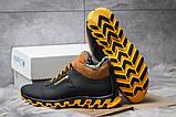 Зимние мужские ботинки 30692, Columbia Track II, черные, [ 40 42 44 ] р. 40-26,6см., фото 5