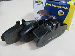 Тормозные колодки передние Mercedes Vito W638 | ICER