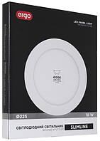 LED-светильник ERGO STD SL 18W 220V 4100K Нейтральный белый