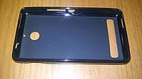 Чехол-накладка силиконовая Sony Xperia E1 (D2105) Black, фото 1