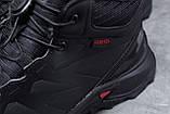 Зимние мужские кроссовки 31761, Solomon SuperCross, черные, [ 43 44 ] р. 42-27,0см., фото 6