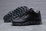 Зимние мужские ботинки 31812, Columbia Track II, черные, [ 40 ] р. 40-27,0см. 42, фото 4