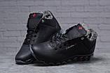 Зимние мужские ботинки 31812, Columbia Track II, черные, [ 40 ] р. 40-27,0см. 42, фото 5