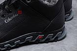 Зимние мужские ботинки 31812, Columbia Track II, черные, [ 40 ] р. 40-27,0см. 42, фото 7