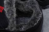 Зимние мужские ботинки 31812, Columbia Track II, черные, [ 40 ] р. 40-27,0см. 42, фото 8