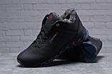 Зимние мужские ботинки 31813, Columbia Track II, черные, [ ] р. 42-28,1см., фото 2