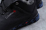 Зимние мужские ботинки 31813, Columbia Track II, черные, [ ] р. 42-28,1см., фото 6
