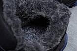 Зимние мужские ботинки 31813, Columbia Track II, черные, [ ] р. 42-28,1см., фото 7