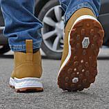 Зимние мужские ботинки 31845, Camel (на меху, в коробке), песочные, [ 44 45 ] р. 42-27,5см., фото 6