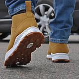 Зимние мужские ботинки 31845, Camel (на меху, в коробке), песочные, [ 44 45 ] р. 42-27,5см., фото 7