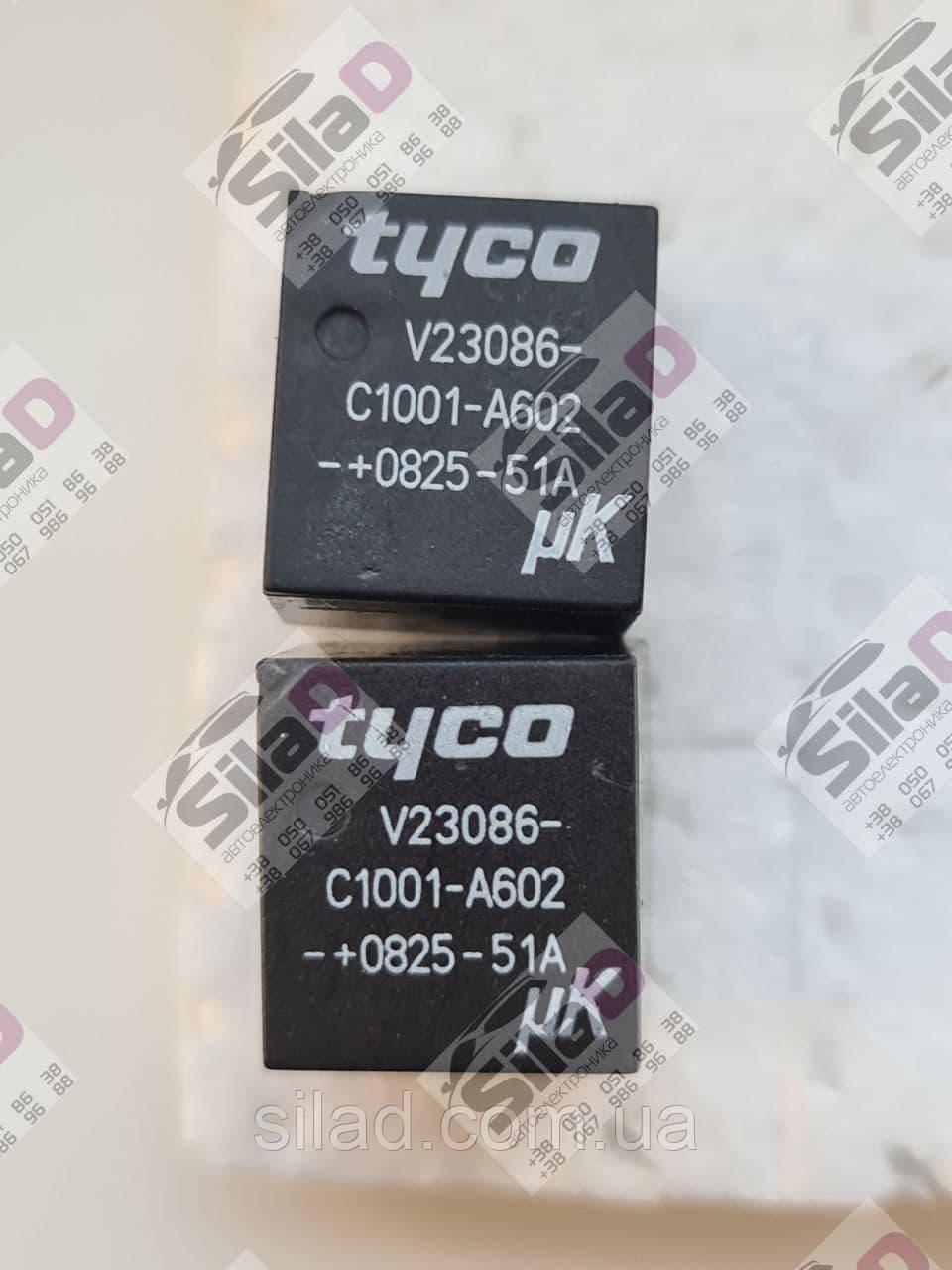 Реле Tyco V23086-C1001-A602 корпус DIP4 НОВОЕ