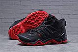 Зимние мужские кроссовки 31785, Adidas Terrex Gore Tex, черные, [ 41 43 45 ] р. 41-26,5см., фото 3