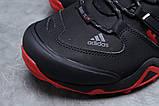 Зимние мужские кроссовки 31785, Adidas Terrex Gore Tex, черные, [ 41 43 45 ] р. 41-26,5см., фото 4