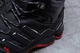 Зимние мужские кроссовки 31785, Adidas Terrex Gore Tex, черные, [ 41 43 45 ] р. 41-26,5см., фото 5