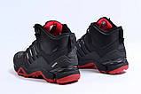 Зимние мужские кроссовки 31785, Adidas Terrex Gore Tex, черные, [ 41 43 45 ] р. 41-26,5см., фото 8