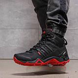 Зимние мужские кроссовки 31785, Adidas Terrex Gore Tex, черные, [ 41 43 45 ] р. 41-26,5см., фото 9