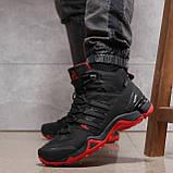 Зимние мужские кроссовки 31785, Adidas Terrex Gore Tex, черные, [ 41 43 45 ] р. 41-26,5см., фото 10
