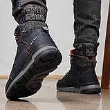 Зимние мужские ботинки 31911, Diesel Denim Devision, темно-синие, [ 40 42 43 44 ] р. 40-26,5см., фото 3
