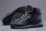 Зимние мужские ботинки 31911, Diesel Denim Devision, темно-синие, [ 40 42 43 44 ] р. 40-26,5см., фото 8