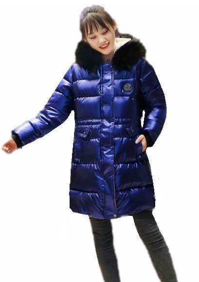 Пальто зимнее 140-164