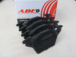 Тормозные колодки задние Mercedes Vito W638 CDI | ABE