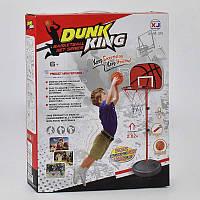 Баскетбольное кольцо XJ-E 00901 A (12) высота 117 см, в коробке