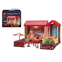Будиночок для ляльок збірний 668-32A