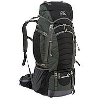 Рюкзак туристический Highlander Expedition 85 Black, фото 1