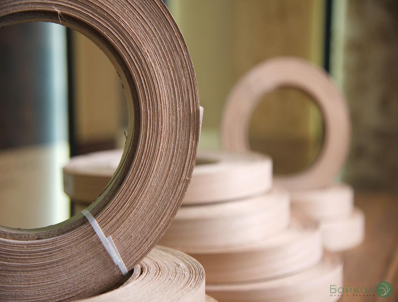 Кромка мебельная Берест(натуральный) - с клеем