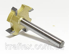 Фреза Easy Tool Planer Bits (для выравнивания поверхности) Z4 D40 h7 L65 d8, фото 2