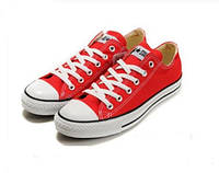 Кеды Converse All Star Low красные