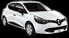 Зашита двигателя на Renault Clio (с 2012 --)