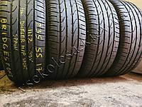 Шины бу 235/55 R17 Bridgestone