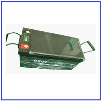Аккумулятор Kijo FePO4 24V 100Ah Lithium Iron Phosphate (WITH LED), фото 1