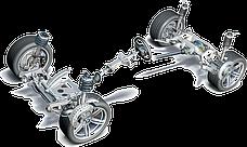 Подвеска и рулевое