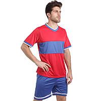 Футбольная форма SP-Sport Two colors CO-1503 (полиэстер, р-р M-XL-46-52, цвета в ассортименте)