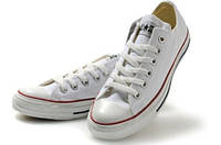 Кеды Converse All Star Low белые